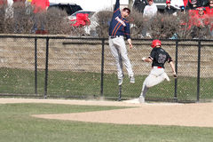 NCAA mężczyzna baseball Zdjęcia Stock