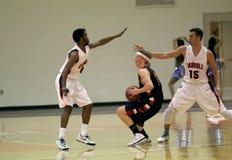 NCAA mężczyzna koszykówka Zdjęcie Stock