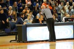 NCAA mężczyzna koszykówka Obrazy Royalty Free