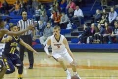 NCAA mężczyzna koszykówka Zdjęcia Royalty Free