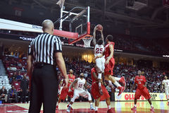 2015 NCAA mężczyzna koszykówka - Houston Fotografia Royalty Free