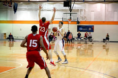 NCAA Men�s Basketball Royalty Free Stock Images