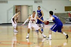 NCAA Men�s Basketball Royalty Free Stock Photography