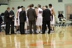 NCAA Men�s Basketball Stock Images