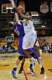 NCAA Men's basketball 2012 Royalty Free Stock Photo