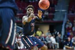 2015 NCAA Men's Basketball - FDU at Temple Stock Photography