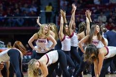 2015 NCAA Men's Basketball - Temple-Houston Stock Images