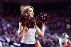 2015 NCAA Men's Basketball - Temple-Houston Stock Images