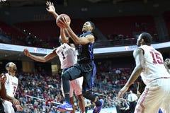 2015 NCAA Men's Basketball - Temple-Tulsa Royalty Free Stock Image