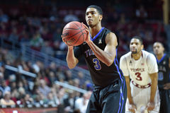 2015 NCAA Men's Basketball - Temple-Tulsa Stock Images