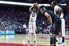 2014 NCAA Men's Basketball - TEMPLE vs LIU Royalty Free Stock Photography