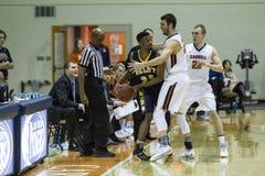 NCAA Mens Basketball Royalty Free Stock Image