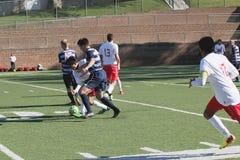 NCAA Men's Soccer Stock Photography