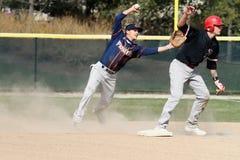 NCAA van mensen Honkbal Stock Foto's