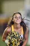 2015 NCAA Voetbal - GA Zuidelijke @ WVU Royalty-vrije Stock Foto