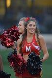 2015 NCAA Voetbal - Maryland @ WVU Royalty-vrije Stock Afbeeldingen