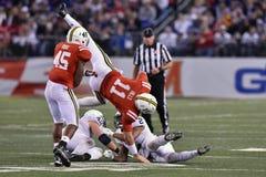 2015 NCAA Voetbal - Penn State versus maryland Stock Afbeeldingen