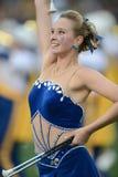 2014 NCAA Voetbal - tcu-WVU Stock Afbeelding