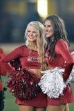 2014 NCAA Voetbal - WVU-Oklahoma Royalty-vrije Stock Afbeeldingen