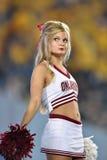 2014 NCAA Voetbal - WVU-Oklahoma Stock Foto's