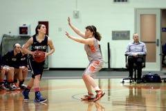 NCAA Women's Basketball Stock Image