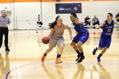 NCAA Women�s Basketball Stock Photography