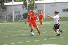 NCAA Women�s Soccer Stock Photos