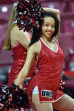 2015 NCAA Women's Basketball - Temple vs Delaware State Royalty Free Stock Photography