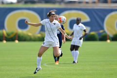 2015 NCAA Women's Soccer - Villanova @ WVU Stock Photography