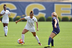 2015 NCAA Women's Soccer - Villanova @ WVU Stock Photos
