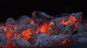 Ncoal węgiel gorący obrazy stock