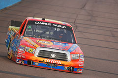 NCWTS Nov. 12 Practice session at PIR Royalty Free Stock Photo