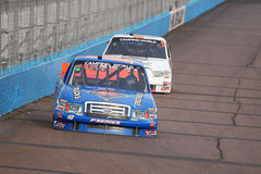 NCWTS Nov. 12 Practice session at PIR Royalty Free Stock Photography