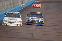 NCWTS Nov. 12 Practice session at PIR Stock Image