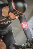 102nd环法自行车赛-时间试验-第一阶段 库存照片