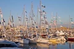 32nd Международный Стамбул Boatshow Стоковые Изображения RF