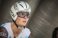 102nd Тур-де-Франс - проба времени - первая стадия Стоковое Изображение