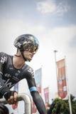 102nd Тур-де-Франс - проба времени - первая стадия Стоковое фото RF