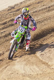 Sandbox Rider Royalty Free Stock Photo