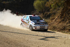 42nd Bosphorus Rally Royalty Free Stock Photography
