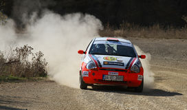42nd Bosphorus Rally Stock Images