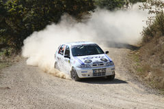 42nd Bosphorus Rally Stock Image