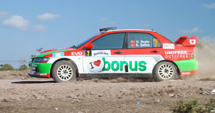 42nd Bosphorus Rally Stock Photography