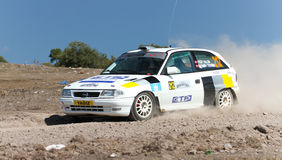 42nd Bosphorus Rally Royalty Free Stock Photo