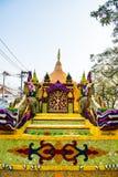 42nd Chiang Mai Flower Festival foto de stock