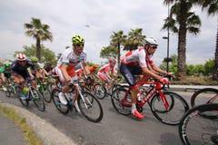 52nd excursão presidencial do ciclismo de Turquia Imagens de Stock Royalty Free