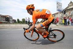 52nd excursão presidencial do ciclismo de Turquia Foto de Stock