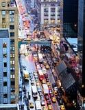 42nd gata Arkivbilder