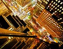 42nd gata Arkivfoto