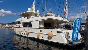 32nd International Istanbul Boatshow Royalty Free Stock Photography